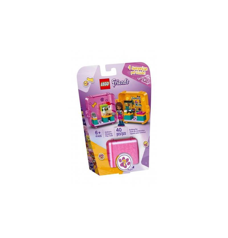 Lego Friends 41405 Kostka Andrei do zabawy w sklep