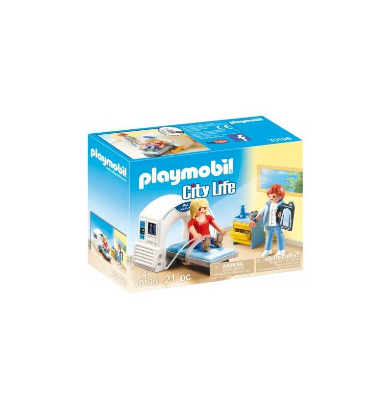 Playmobil Radiolog 70196