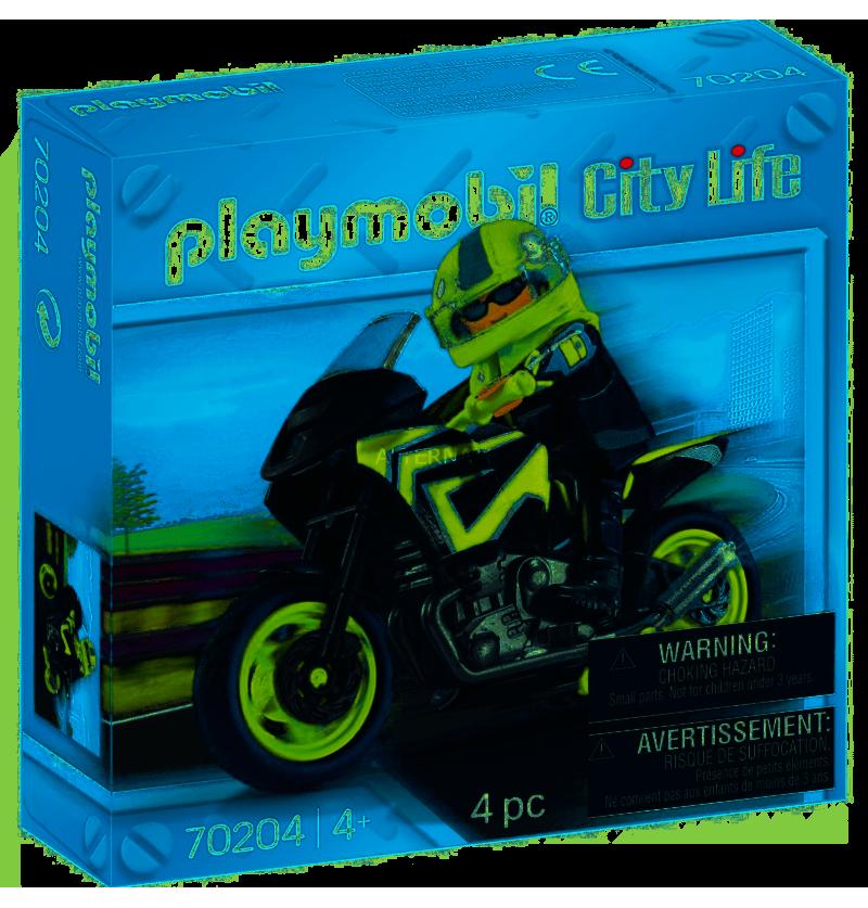 Playmobil 70204 Motocykl