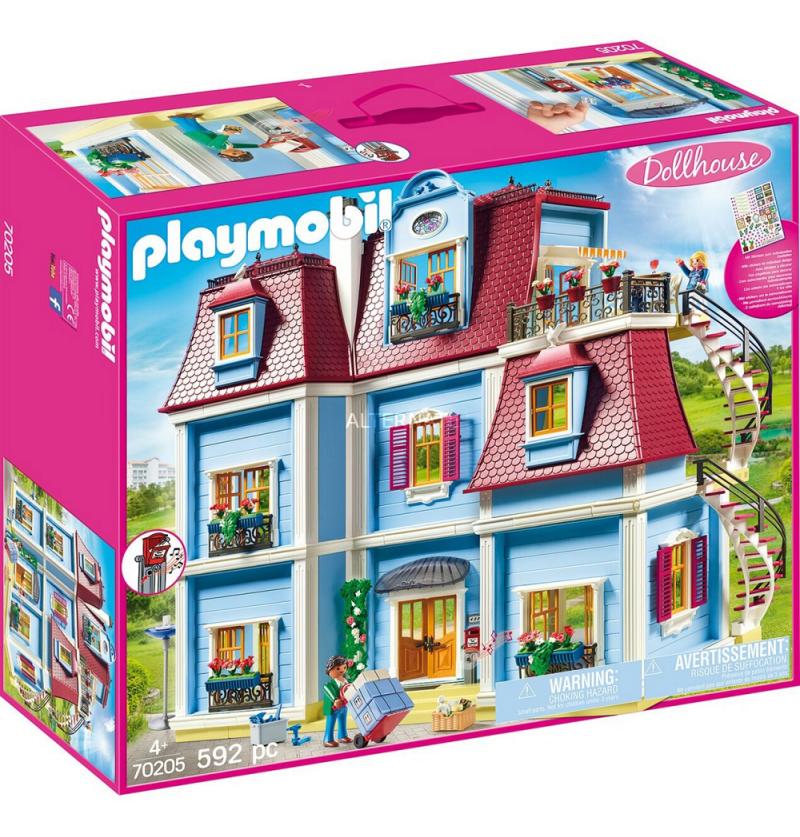 Playmobil 70205 Duży domek dla lalek