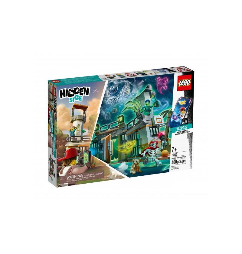 Lego Hidden Side 70435 Opuszczone więzienie w Newbury