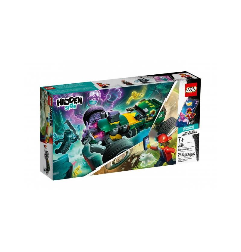 Lego Hidden Side 70434 Nawiedzona wyścigówka