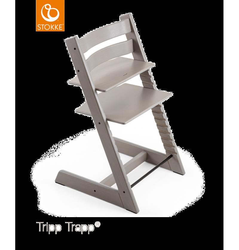 Krzesło Tripp Trapp® Drewno Dąb
