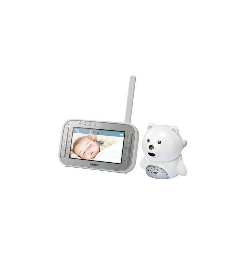 Vtech Cyfrowa Niania Elektroniczna LCD + Kamera BM4200