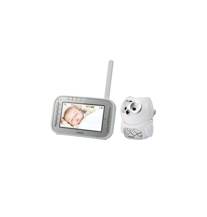 Vtech Cyfrowa Niania Elektroniczna LCD + Kamera BM4300