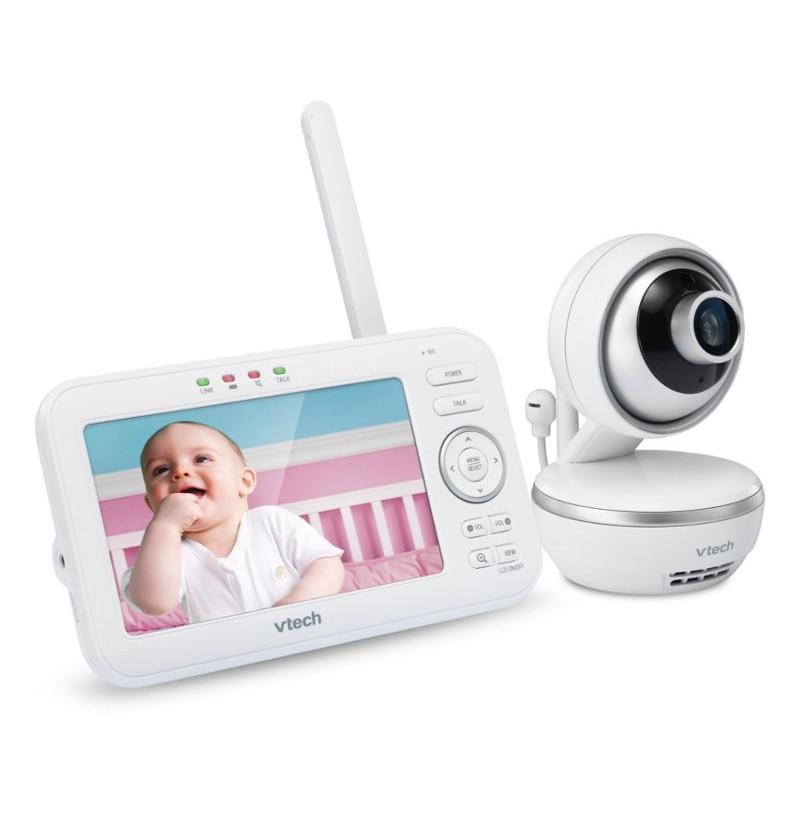 Vtech Cyfrowa Niania Elektroniczna LCD + Kamera VM5261