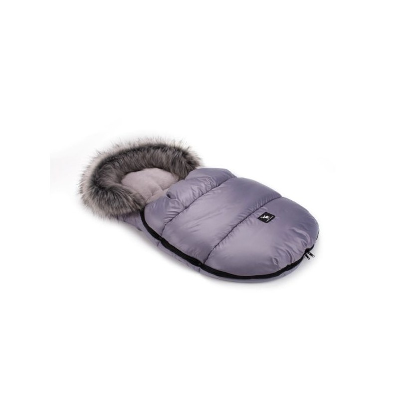 Śpiworek Cottonmoose Mini Moose 606 Gray