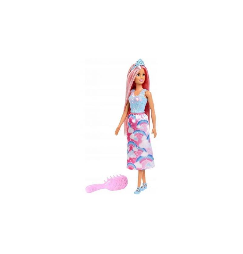 Barbie FXR94 Księżniczka do czesania