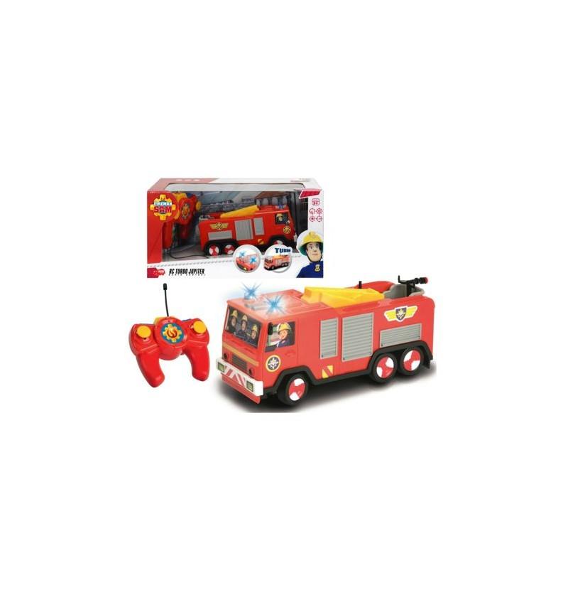 Strażak Sam Zdalnie sterowany wóz strażacki Jupiter 203099612