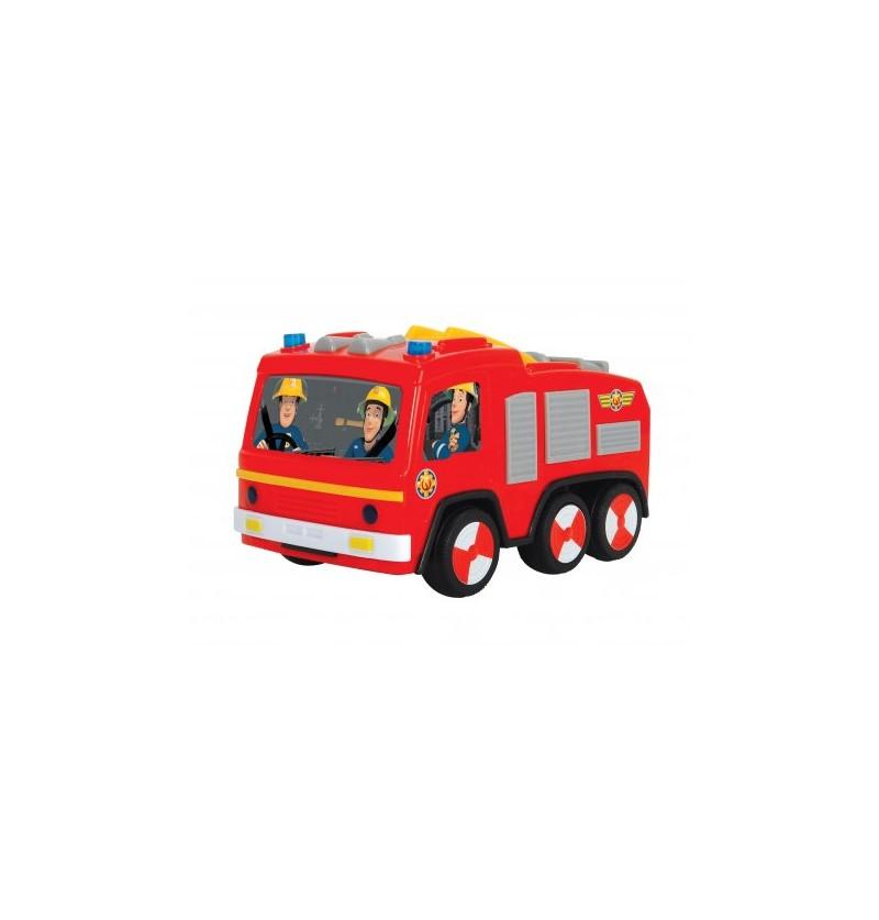 Dickie Strażak Sam Wóz strażacki Jupiter Niespadający Światło 3092000