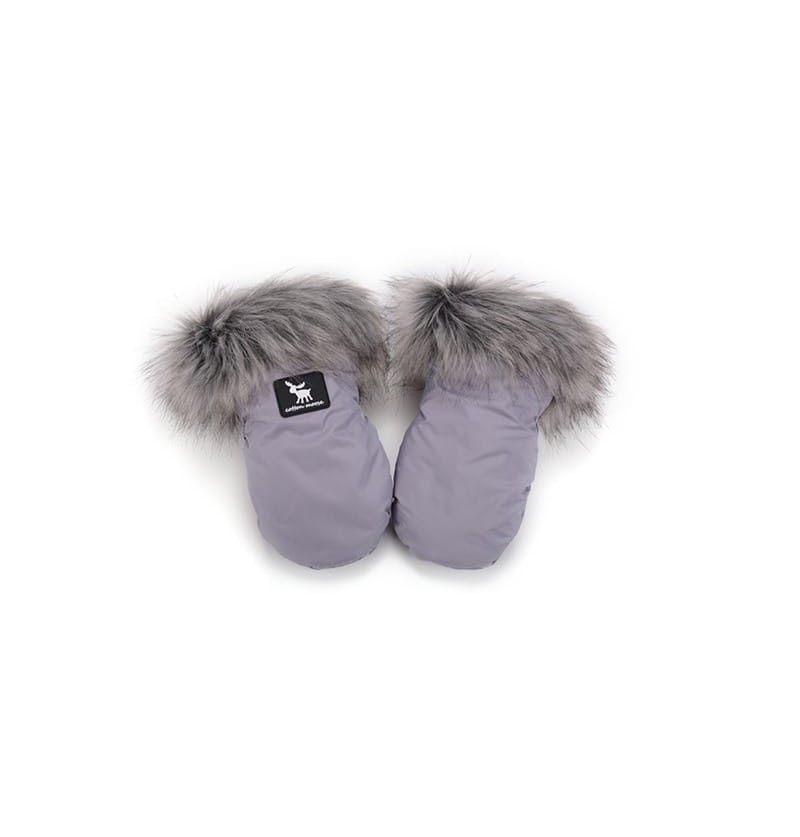Rękawice Cottonmoose HandMuff Gray