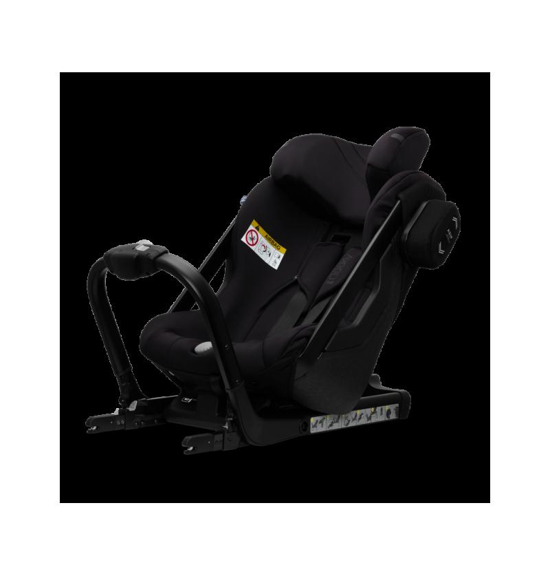 Axkid One + Tar Black Fotelik Samochodowy 0-23 kg