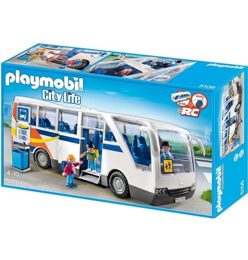 Playmobil 5106 Szkolny Autobus Wycieczkowy