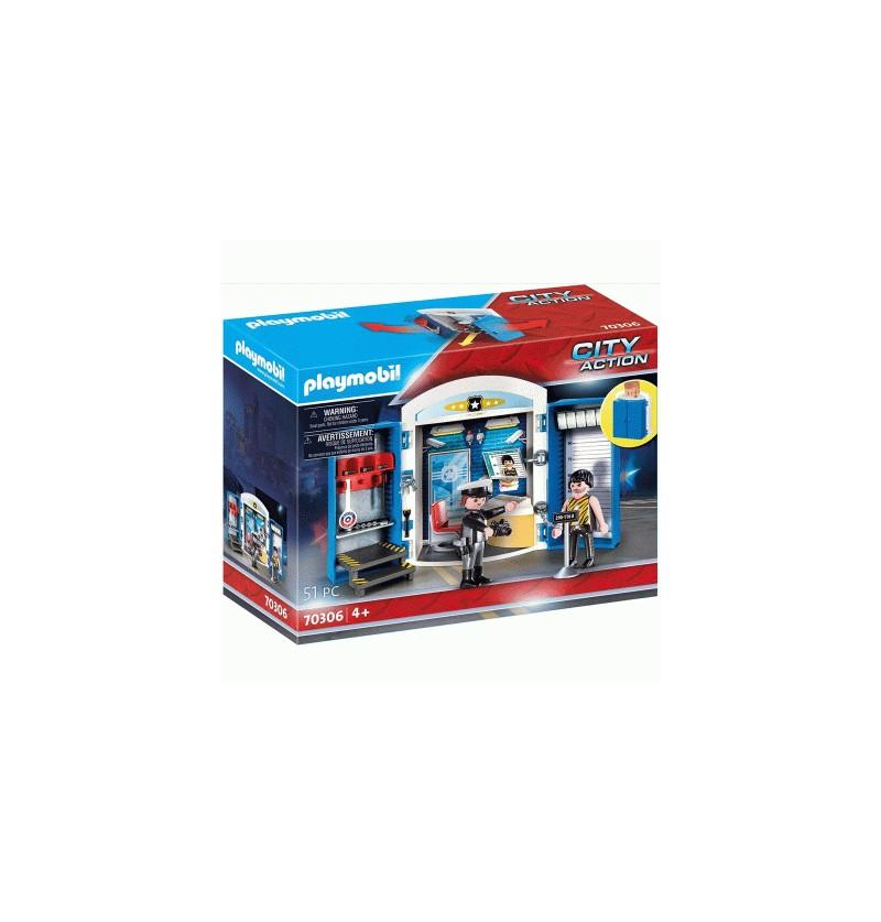 Playmobil 70306 Posterunek Policji