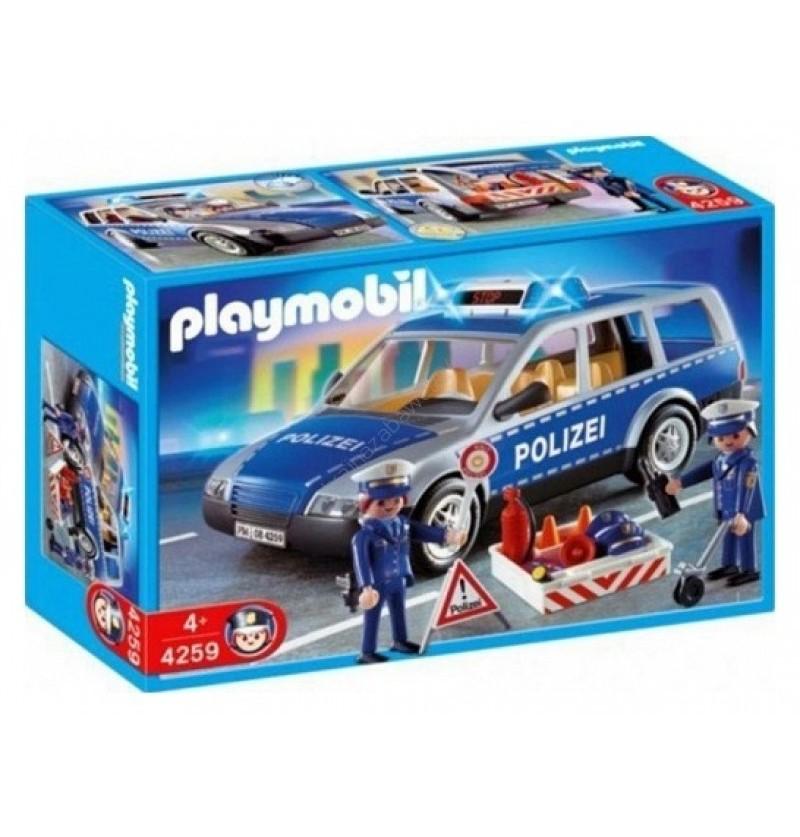 Playmobil 4259 Radiowóz policyjny