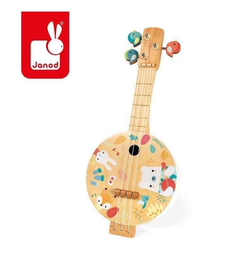 Janod  J05160 Banjo Pure