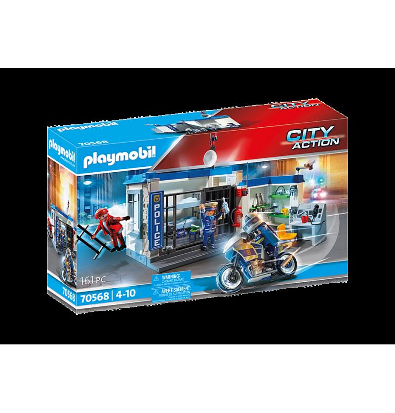 Playmobil 70568 Ucieczka Z Więzienia + Katalog