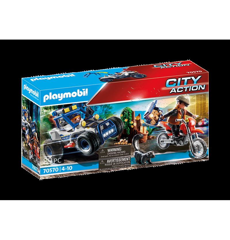 Playmobil 70570 Policyjny Samochód Terenowy + Katalog