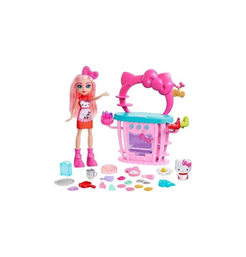 Hello Kitty Zestaw Cukiernia Z Lalką GWX05