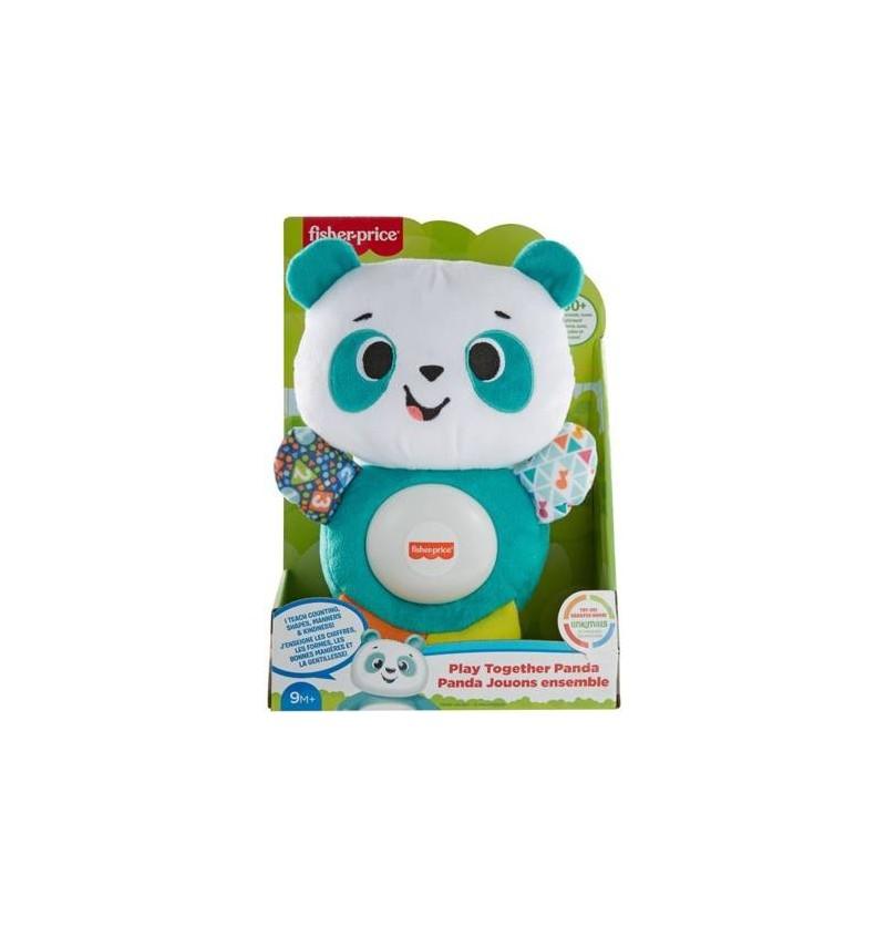 Fisher-Price Interaktywna Panda GRG79