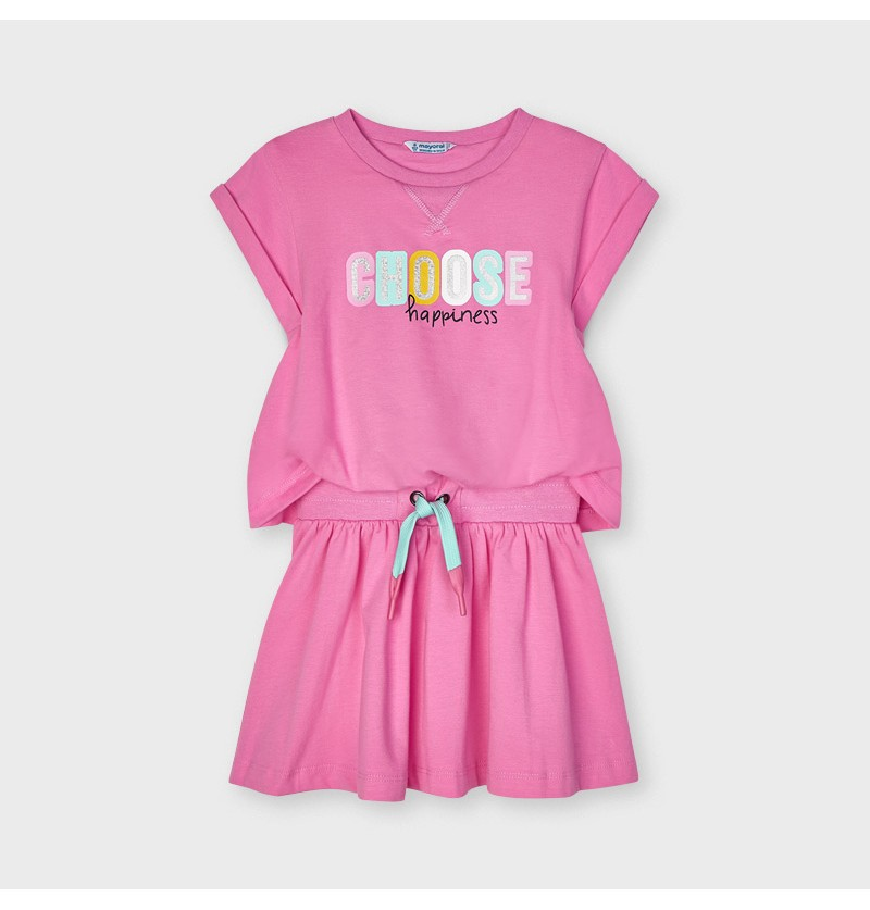 Mayoral Sukienka Dziewczynka 3958-091