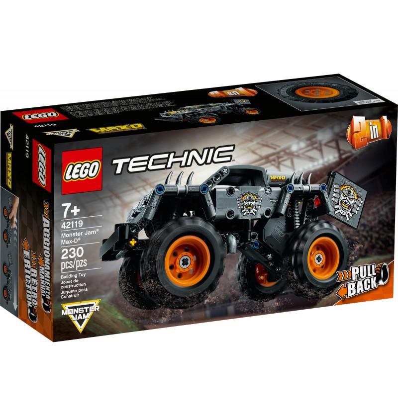 Lego Technic 42119 Monster Jam Max