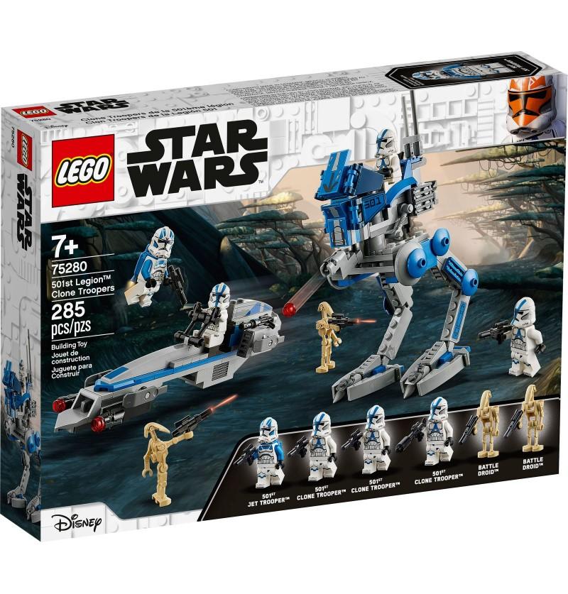 Lego 75280 Star Wars Żołnierze Klony