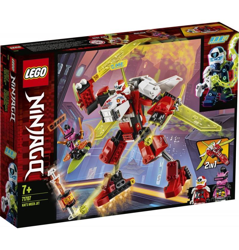 Lego Ninjago 71707 Odrzutowiec Kaja