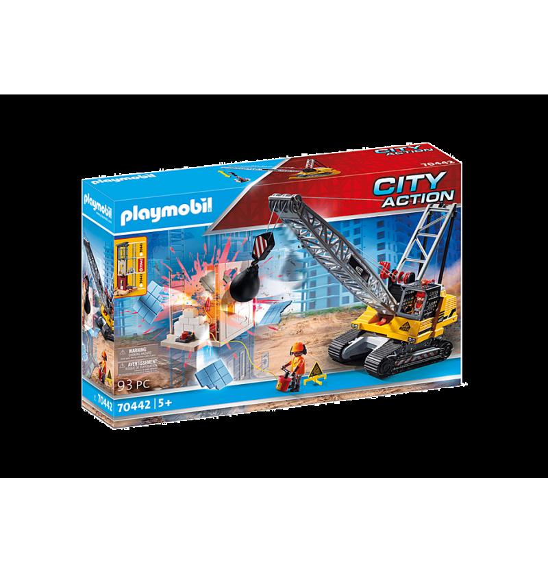 Playmobil 70442 Koparka Linowa