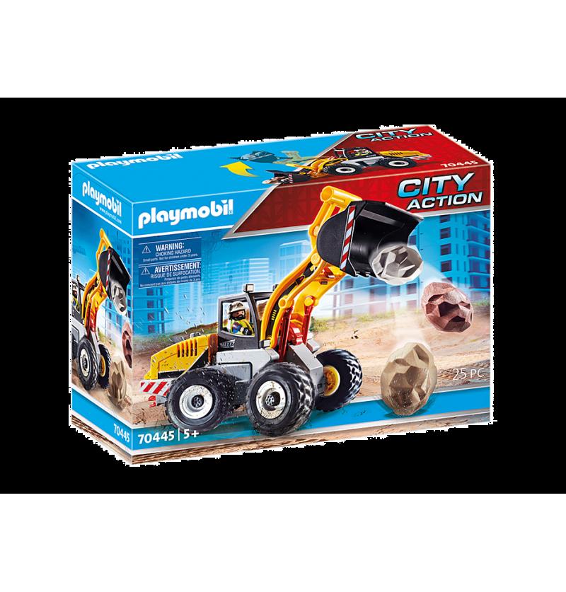 Playmobil 70445 Ładowarka Kołowa
