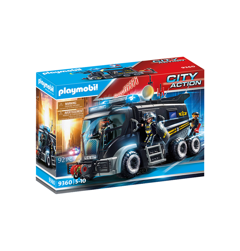 Playmobil 9360 Pojazd Jednostki Specjalnej