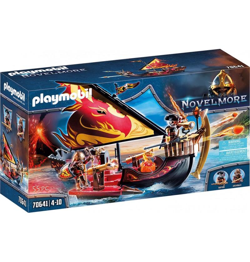 Playmobil 70641 Statek Ognia Wojowników