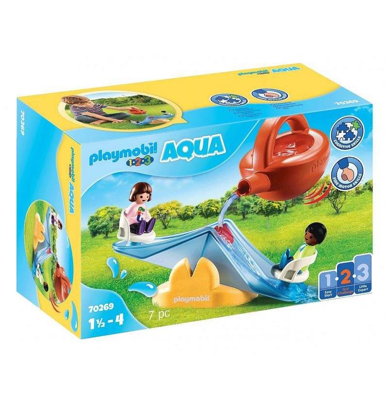 Playmobil 70269 Huśtawka Wodna Z Konewką