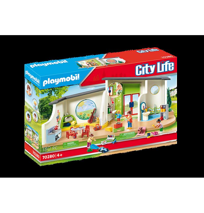 Playmobil 70280 Przedszkole Tęcza