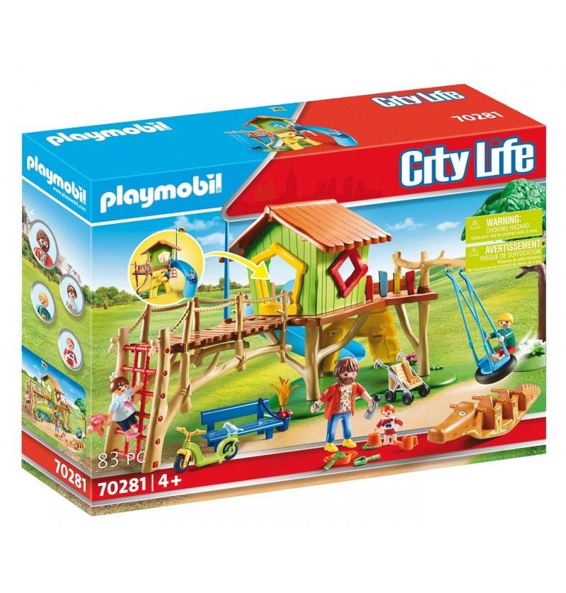 Playmobil 70281 Plac Zabaw
