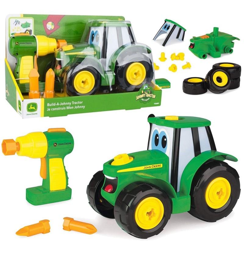 Tomy John Deere 46655 Zbuduj Traktor