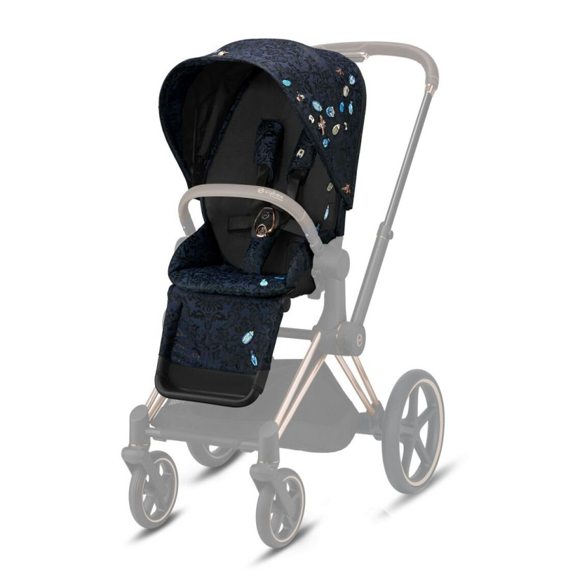 Cybex Priam 2.0 Tapicerka Siedziska Jewels Of Nature
