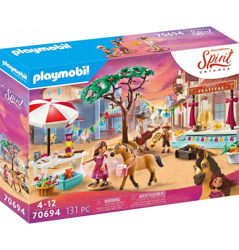 Playmobil 70694 Festiwal W Miradero