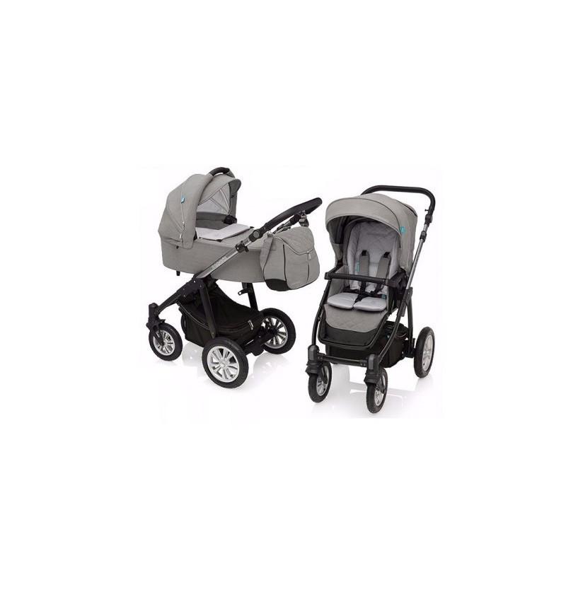 Baby Design Wózek Głęboko-Spacerowy Lupo Comfort Limited 02