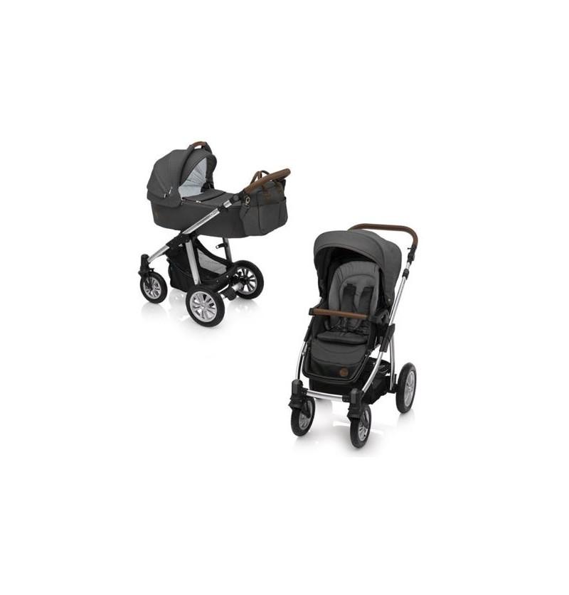 Baby Design Dotty Wózek głęboko-spacerowy 2w1