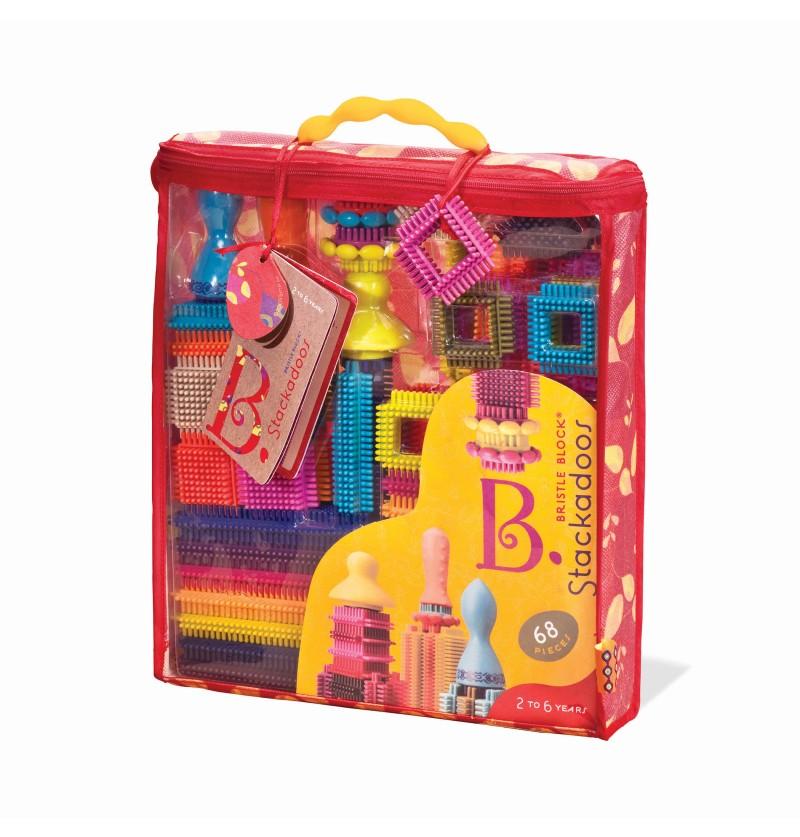 Best Toys - Klocki Jeżyki W Torbie BX1039Z