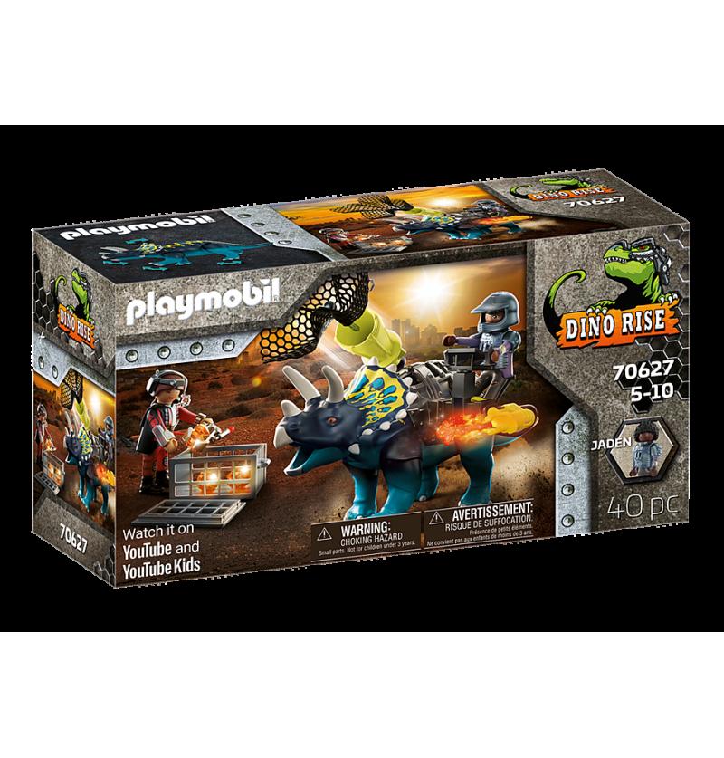Playmobil - 70627 Triceratops Spór O Kamienie