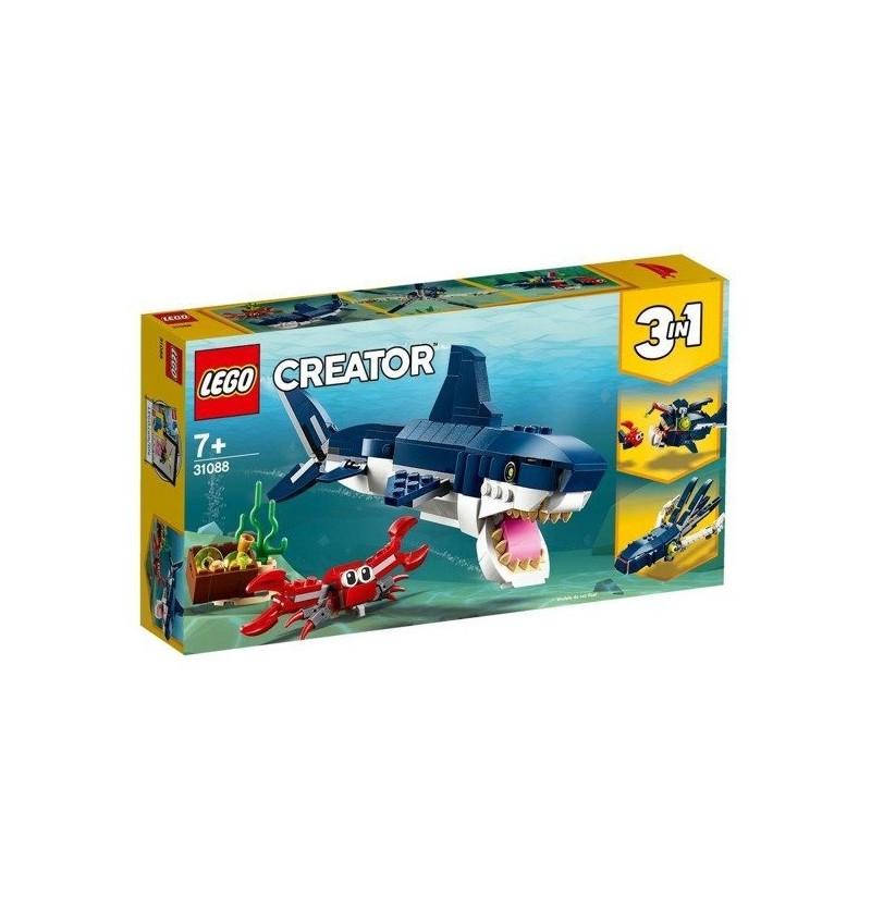 Lego Creator - Morskie Stworzenia 31088