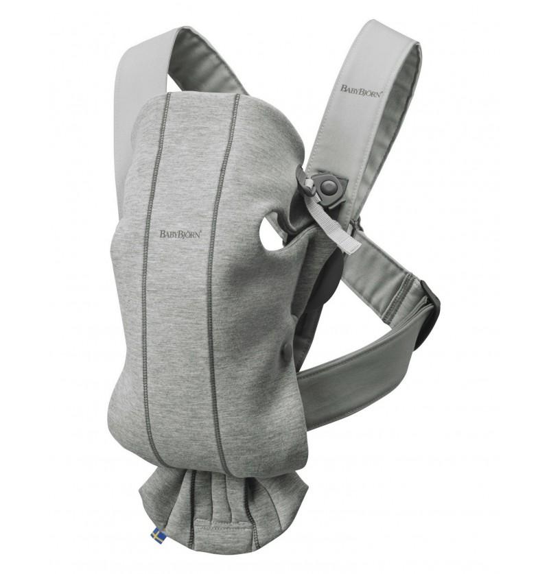 BabyBjorn - Mini 3D Jersey Nosidełko