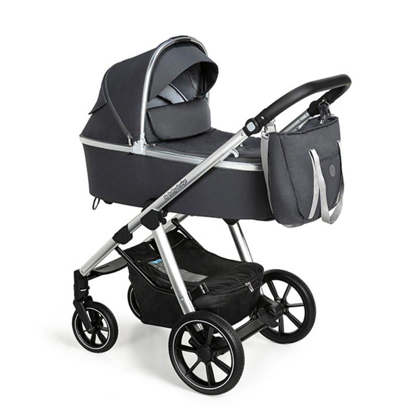 Baby Design Bueno Wózek 2w1 Głęboko-Spacerowy