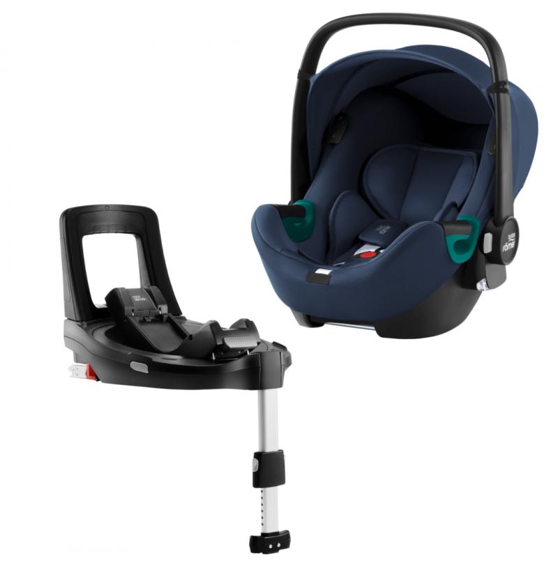 Britax-Romer Baby-Safe iSense I-Size Fotelik Samochodowy 0-13 kg