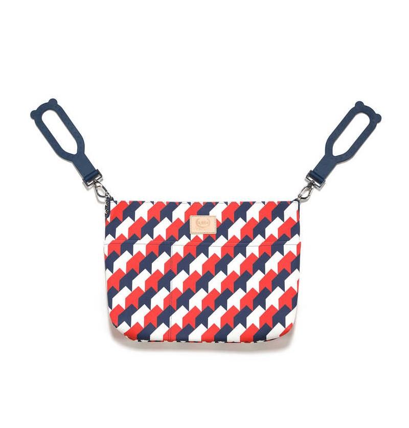 La Millou Feeria Premium Organizer Do Wózka - First Class Mosaic