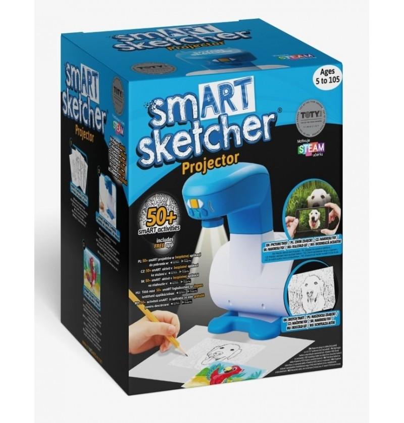 Smart Sketcher Projektor Rzutnik Nauka Rysowania
