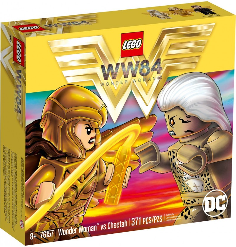 Lego Wonder Woman 76157 Super Heroes