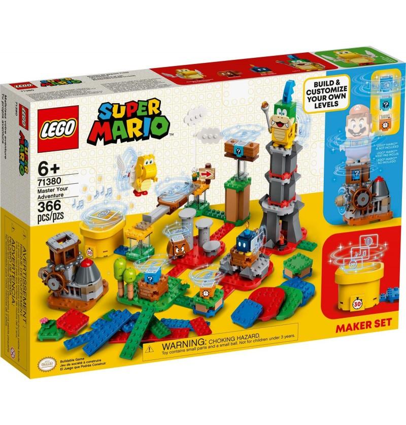 Lego Super Mario 71380 Mistrzowskie Przygody